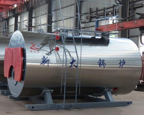 生物质热水锅炉设备简介