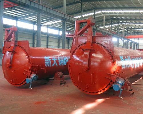蒸压釜厂家介绍设备的安全距离