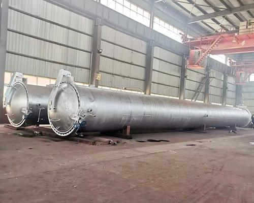 新乡蒸压釜厂家介绍设备的安装技巧