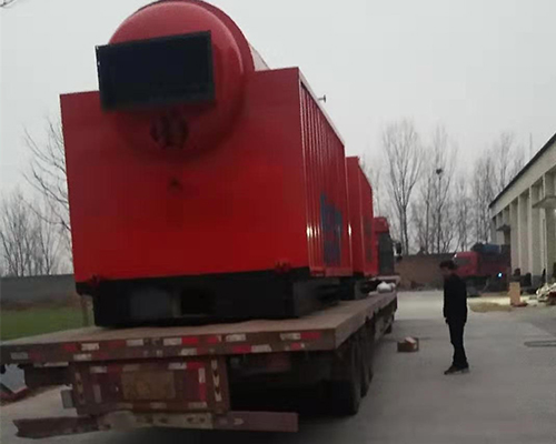 40吨生物质锅炉