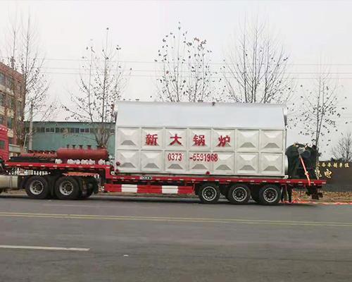 10吨生物质全自动锅炉