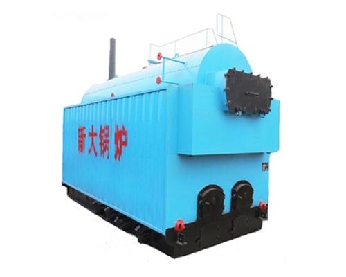 SZL系列双锅筒生物质蒸汽锅炉
