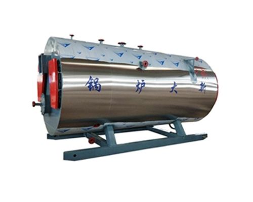 wns燃油(气)蒸汽锅炉
